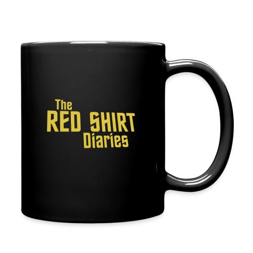 The Red Shirt Diaries Poster Mug! - Full Color Mug