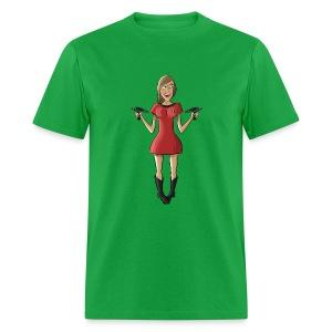 Angry Ensign Williams Shirt - Men's T-Shirt