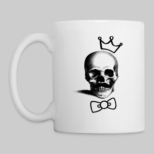 Be Busta Skull Mug - Coffee/Tea Mug