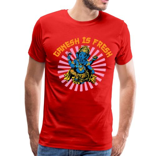 Ganesh is Fresh Tee - Men's Premium T-Shirt