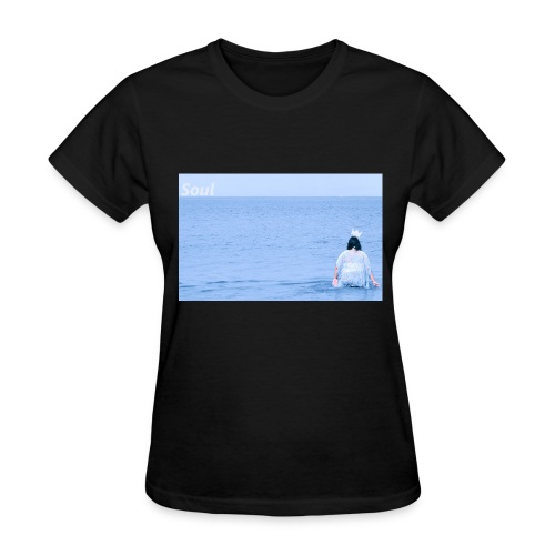 Blue Mermaid - Women's T-Shirt