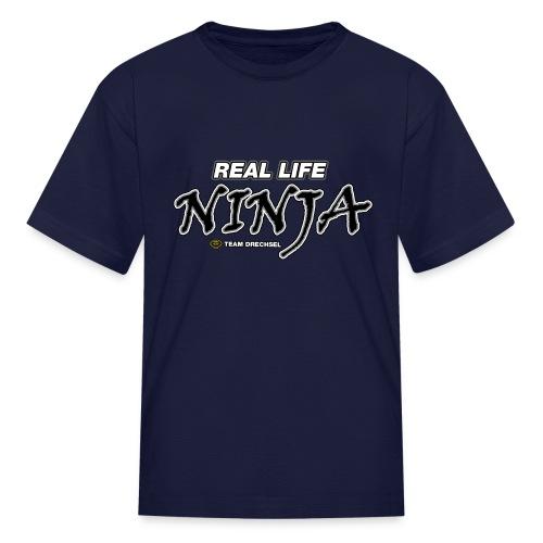 Kids' Classic Real Life Ninja T-Shirt - Kids' T-Shirt