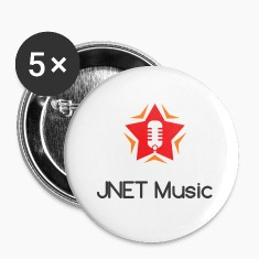 JNET Music - Small Button