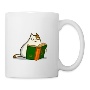 Friday Cat №19 - Coffee/Tea Mug