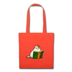 Friday Cat №19 - Tote Bag