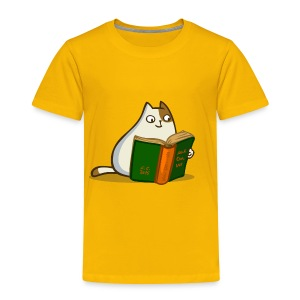Friday Cat №19 - Toddler Premium T-Shirt