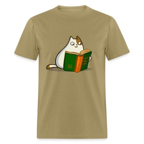 Friday Cat №19 - Men's T-Shirt