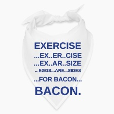EXERCISE BACON Caps