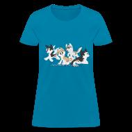 T-Shirts ~ Women's T-Shirt ~ My Little Husky - Women's T-Shirt