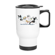 Mugs & Drinkware ~ Travel Mug ~ My Little Husky - Travel Mug