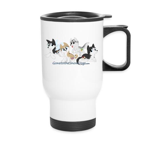 My Little Husky - Travel Mug - Travel Mug