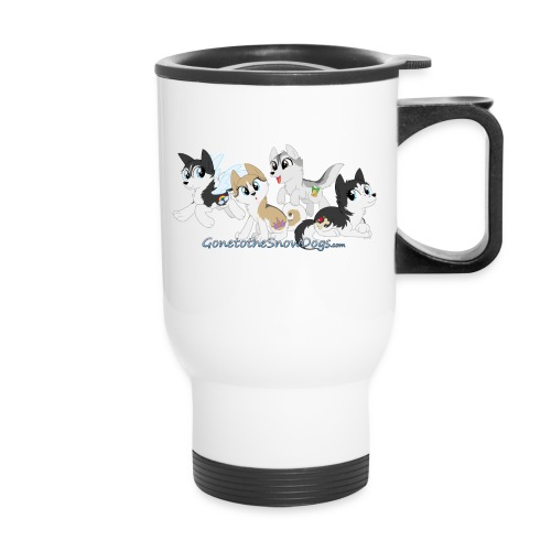 My Little Husky - Travel Mug - Travel Mug