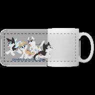 Mugs & Drinkware ~ Panoramic Mug ~ My Little Husky - Panoramic Mug