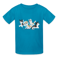 Kids' Shirts ~ Kids' T-Shirt ~ My Little Husky - Kid's T- Shirt