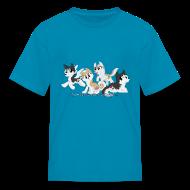 Kids' Shirts ~ Kids' T-Shirt ~ My Little Husky - Kid's T- Shirt