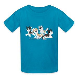 My Little Husky - Kid's T- Shirt - Kids' T-Shirt