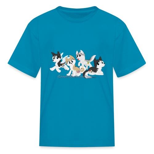 My Little Husky - Kid's T- Shirt - Kids' T-Shirt