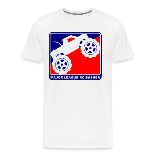 Major League RC Basher - Men's Premium T-Shirt