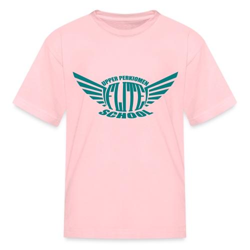 Kid's Teal Logo Tee by Gildan - Kids' T-Shirt