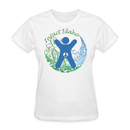 Women's T-Shirts ~ Women's T-Shirt ~ Intact Idaho