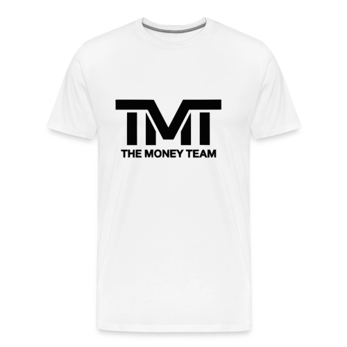 Floyd Mayweather- The Money Team - Men's Premium T-Shirt