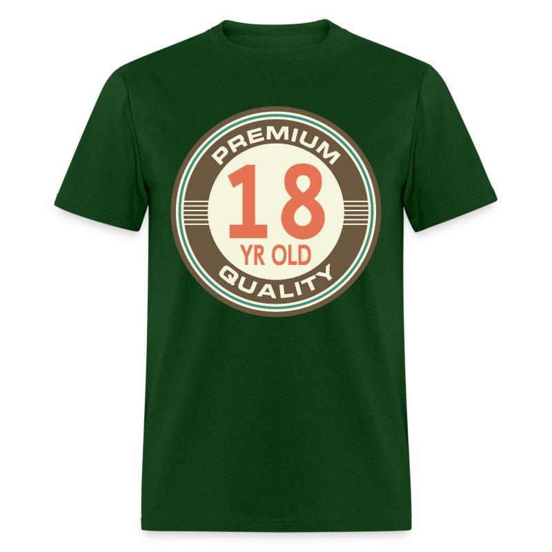 18th Birthday Vintage T-Shirt