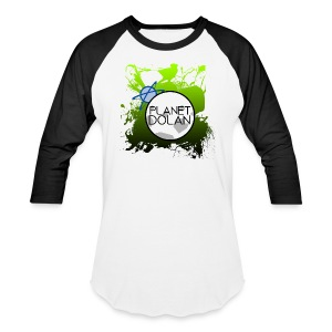 Men's Sleeved T-Shirt - Baseball T-Shirt