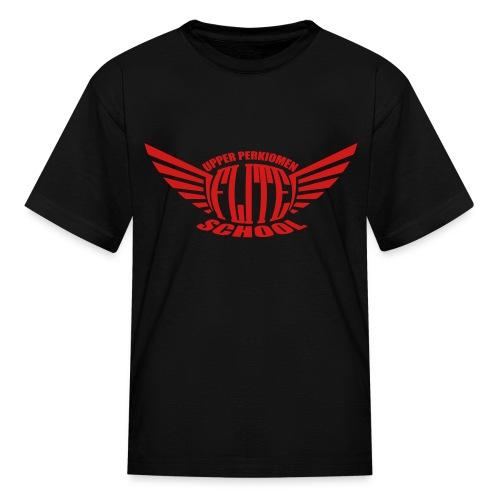 Kid's Red Logo Tee by Gildan - Kids' T-Shirt
