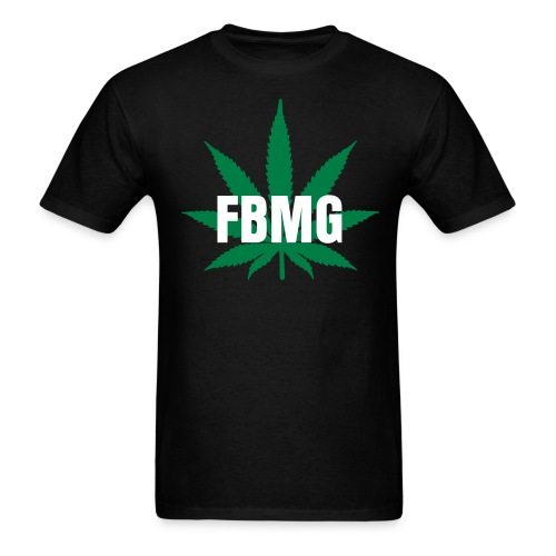 FBMG Leaf - Men's T-Shirt