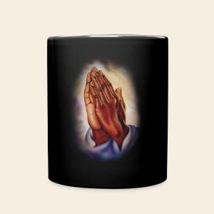 Praying Hands Mug - Full Color Mug
