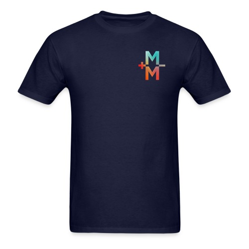 Mathodman Color Logo Tee - Men's T-Shirt