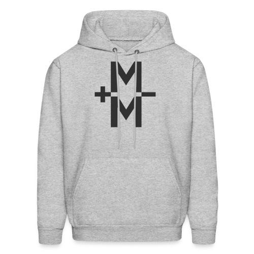 Black Mathodman Logo Hoodie - Men's Hoodie