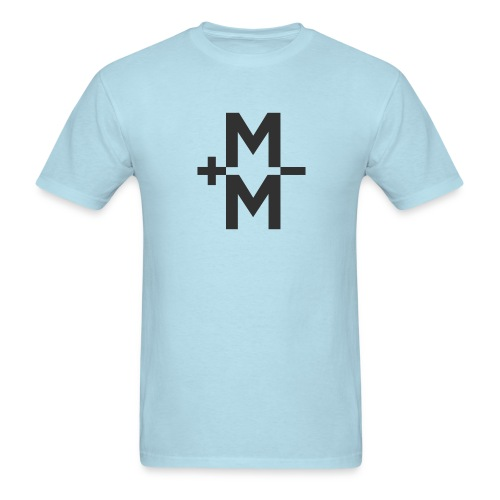Mathodman Black Logo Tee - Men's T-Shirt