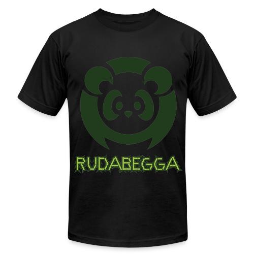 RudaT Black - Men's  Jersey T-Shirt