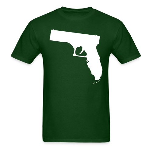 Gunshine State (GREEN) - Men's T-Shirt