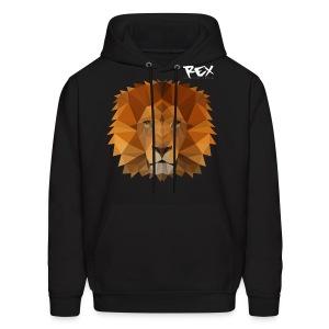 Rex Sounds Lion - Men's Hoodie