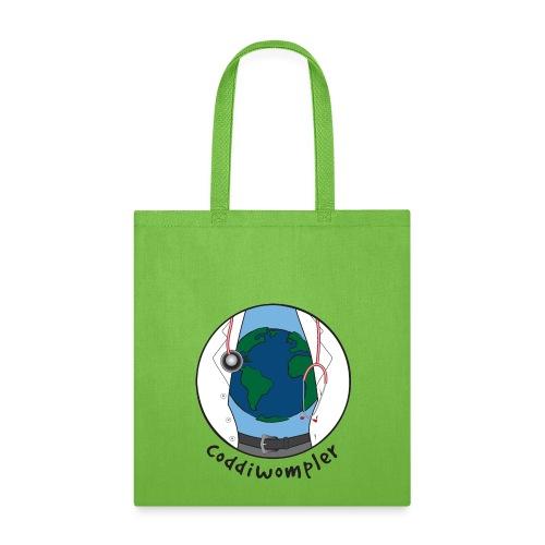 Dr. Coddiwompler- tote bag - Tote Bag