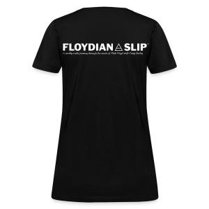 Women's, black, 2-sided - Women's T-Shirt