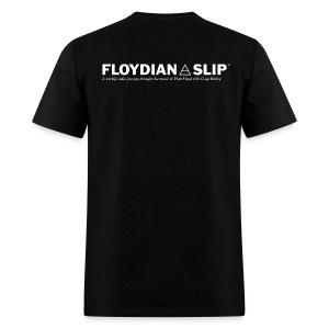 Men's, black, 2-sided - Men's T-Shirt