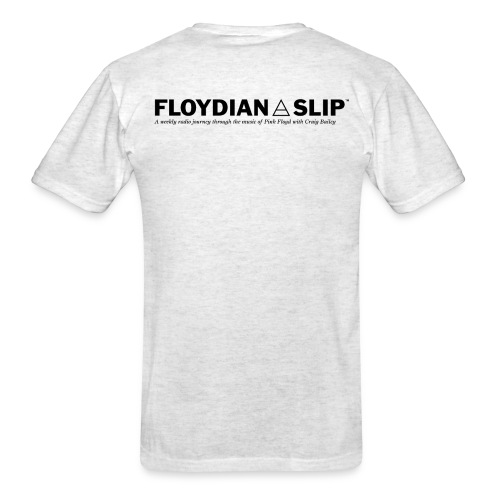 Men's, gray, 2-sided - Men's T-Shirt