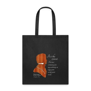 It's the Cravat, tote - Tote Bag