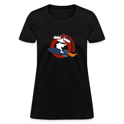 Moose House Women's T-Shirt - Women's T-Shirt
