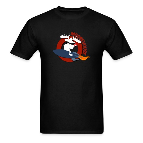 Moose House Men's T-Shirt - Men's T-Shirt