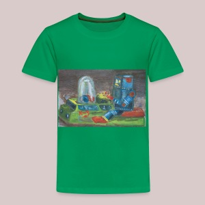 Popomatic-bot T-Shirt  - Toddler Premium T-Shirt