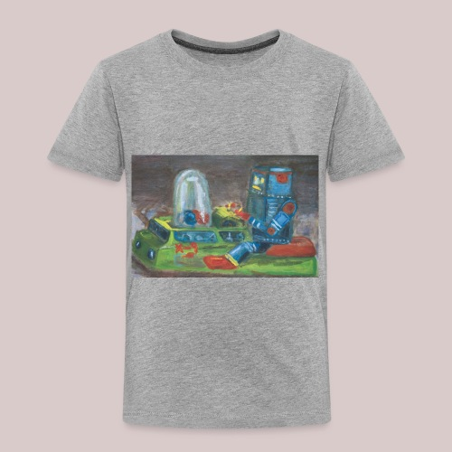 Popomatic-bot T-Shirt  - Toddler Premium T-Shirt
