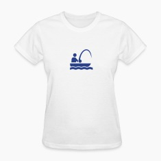 Fishing Women's T-Shirts
