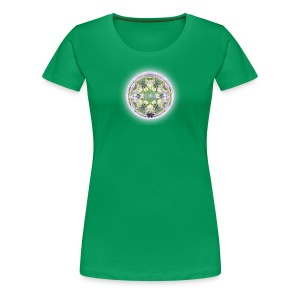 Always With You Mandala Premium Tee - Women's Premium T-Shirt
