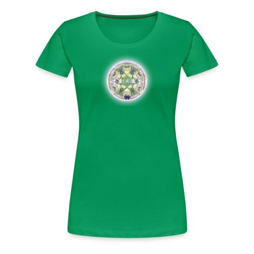 Always With You Mandala Premium Tee - Women's Premium T-Shirt