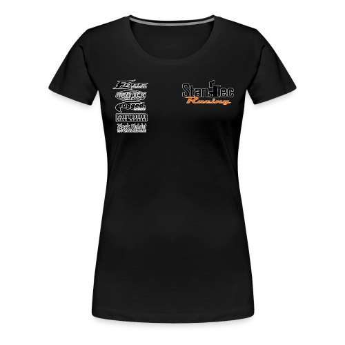 Girly Everything - Women's Premium T-Shirt