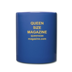 Queen Size Magazine Full Color Mug - Full Color Mug